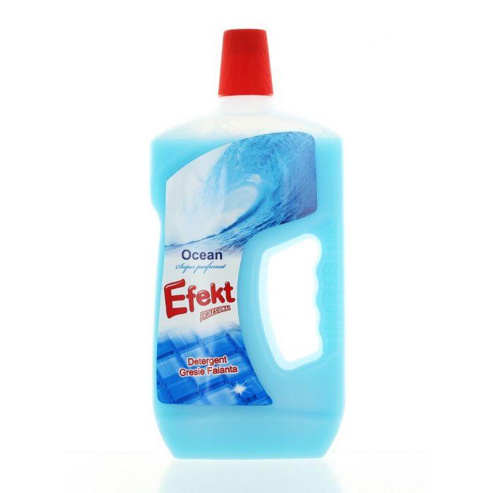 Efekt Detergent Gresie si Faianta 1 L Ocean