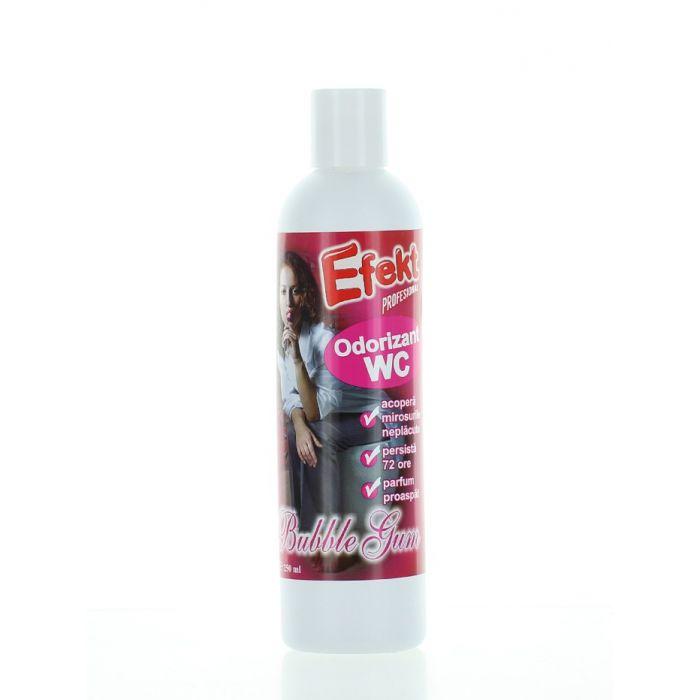 Efekt Odorizant lichid WC 250 ml Bubble Gum