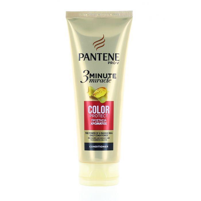 Pantene Balsam de par 200 ml 3 Minute Miracle Color Protect (in tub)
