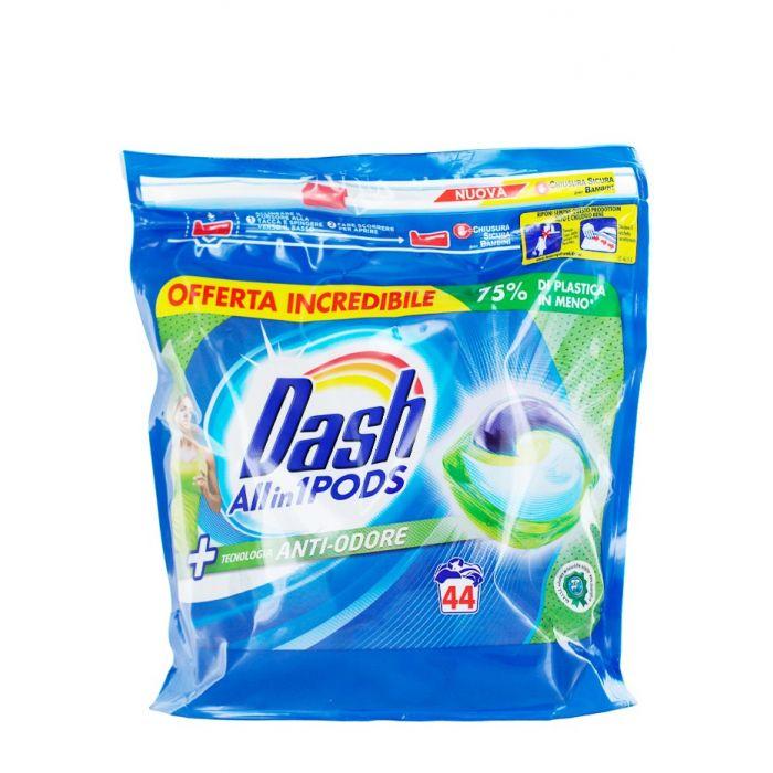 Dash Detergent Capsule 44 buc Allin1 Anti-Odore