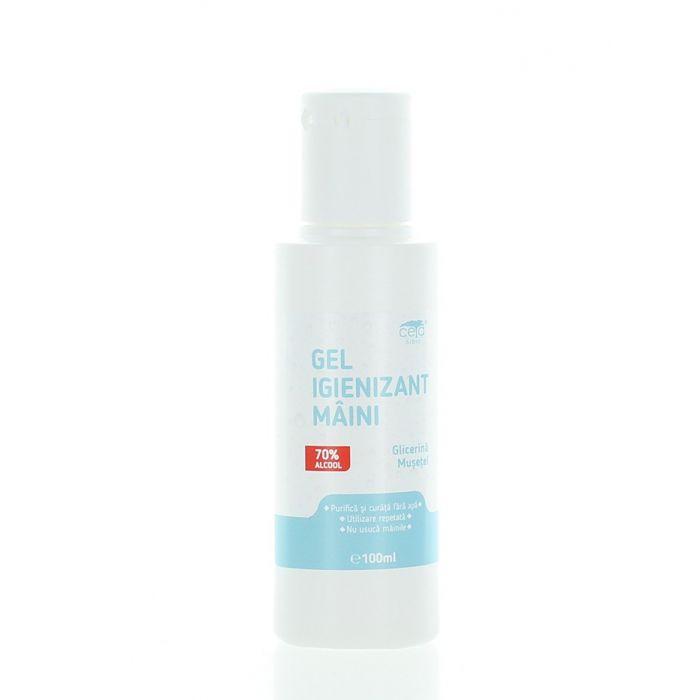 Ceta Gel Igienizat Pentru Maini 100 ml Cu 70% Alccol