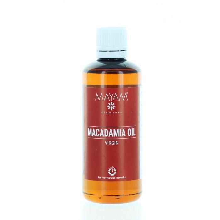 MAYAM Ulei de Macadamia 100 ml Virgin
