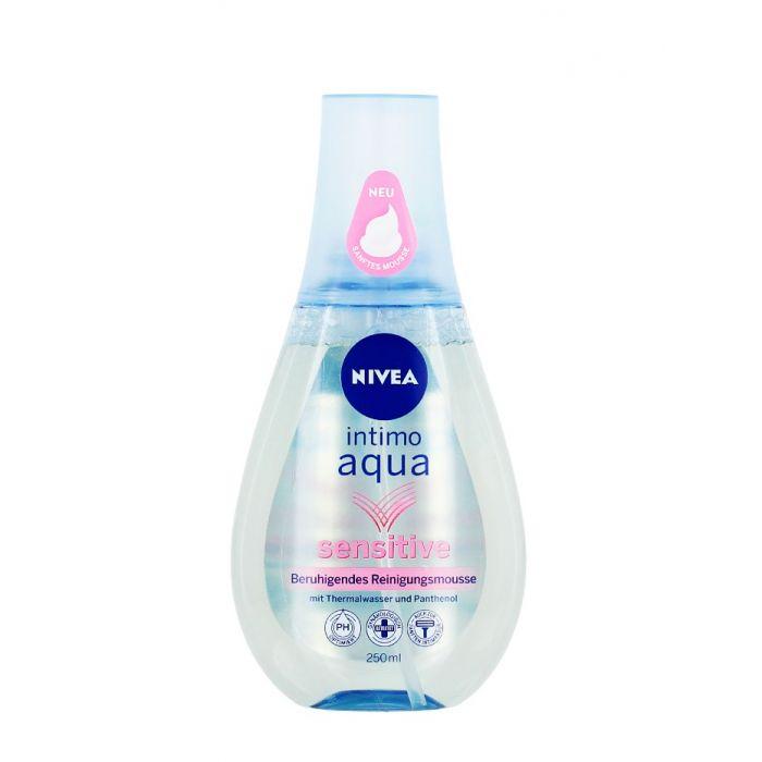 Nivea Spuma intim 250 ml Aqua Sensitive