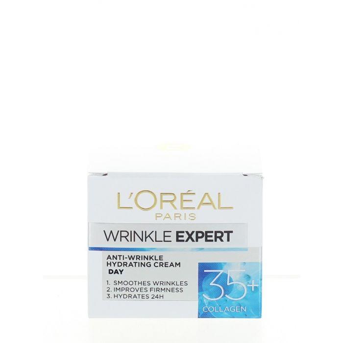 L'oreal Crema antirid de zi 50 ml Expert 35+ Collagen