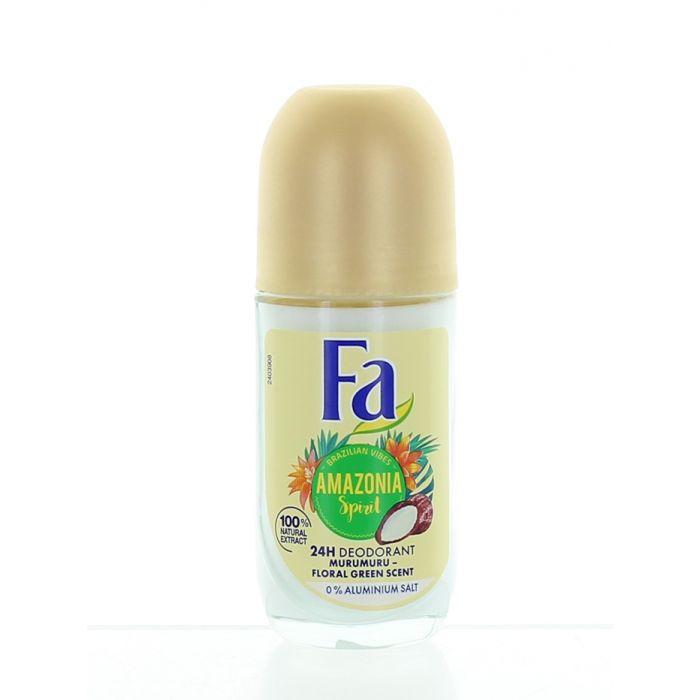 Fa Roll-on femei 50 ml Amazonia Spirit