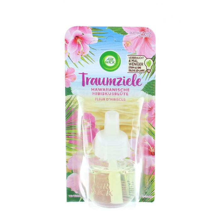 Airwick Rezerva aparat electric 19 ml Hawaiian Hibiscus Flower