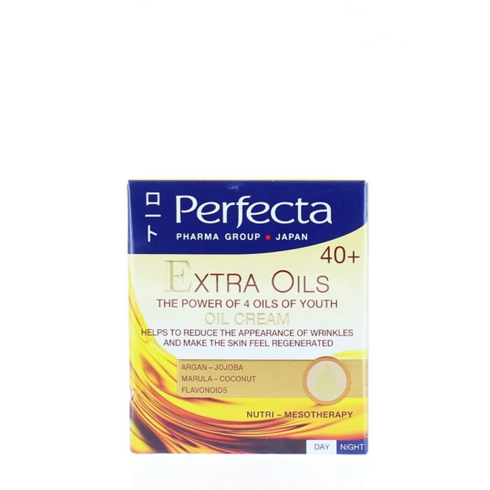 Perfecta Crema de fata 50 ml 40+ Extra Oils