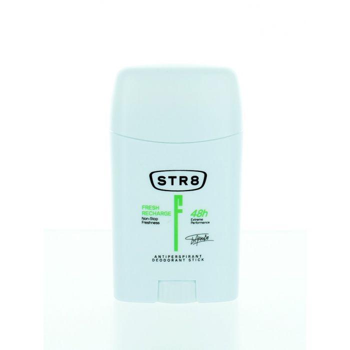 Str8 Stick Deodorant 50 ml Fresh Recharge