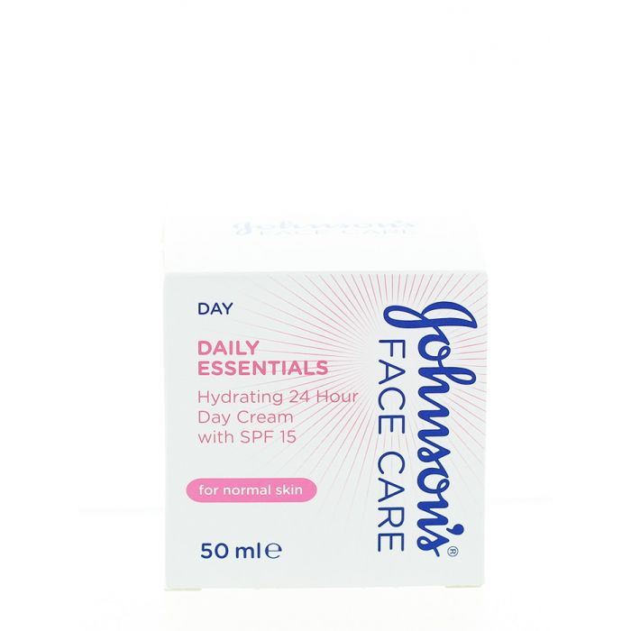 Johnson's Crema de fata hidratanta 50 ml SPF15 Normal Skin