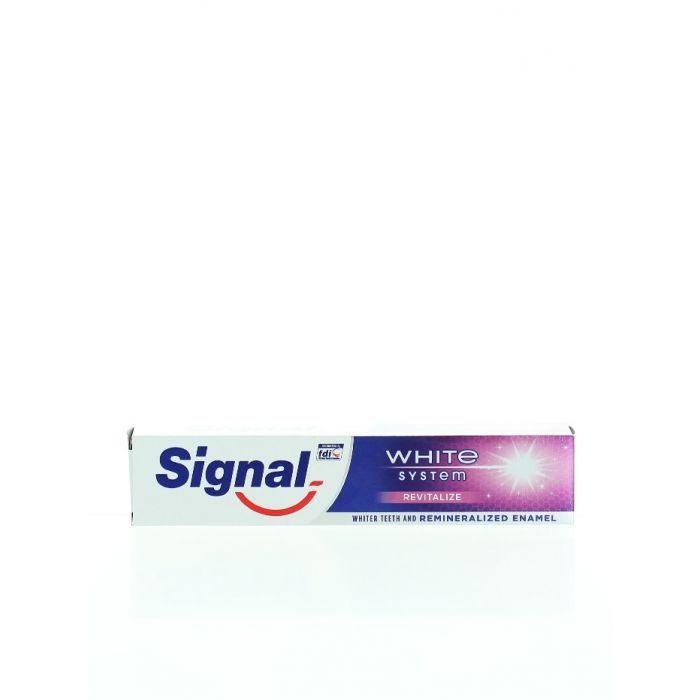 Signal Pasta de dinti 75 ml  White Revitalize
