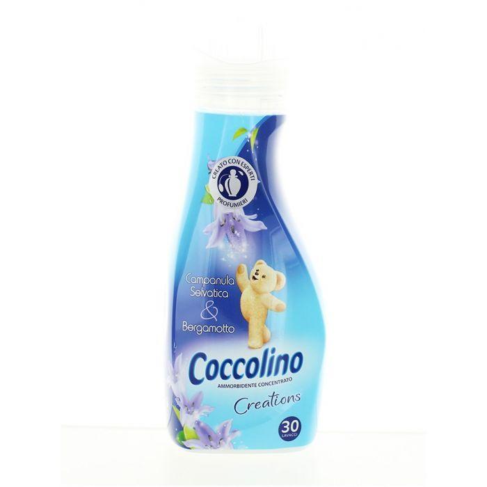 Coccolino Balsam de rufe 750 ml 30 spalari Campanula Selvatica&Bergamotto
