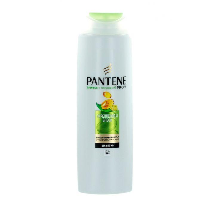 Pantene Sampon 250 ml Strength&Shine (cod:641)