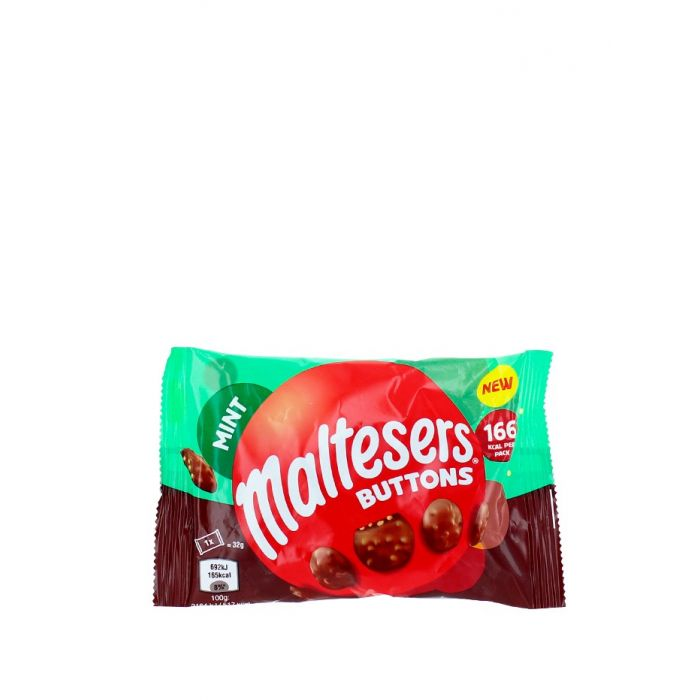 Maltesers Ciocolata combinata cu menta si miere 32 g