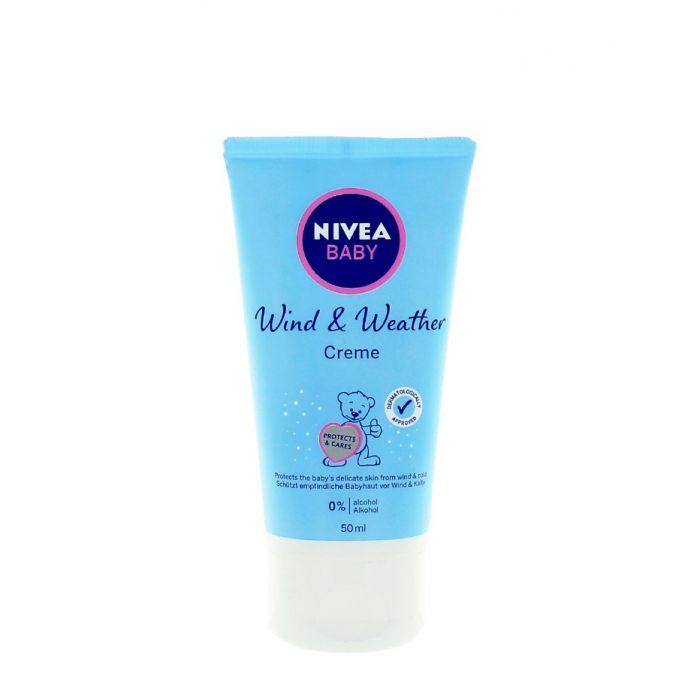 Nivea Baby Crema 50 ml Wind & Weather (in tub)