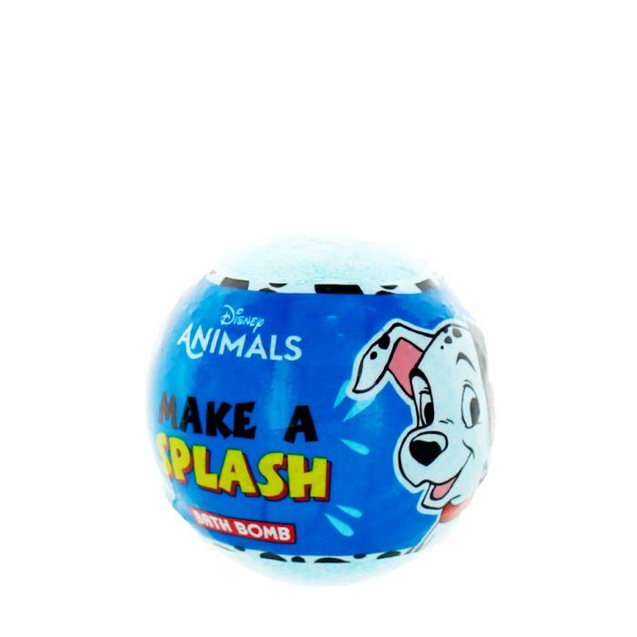 Disney Bila efervescenta pentru baie 120 g Splash