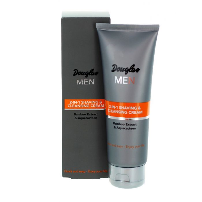 Douglas Crema de barbierit & curatare 2in1 125 ml Bambo Extract (in tub)