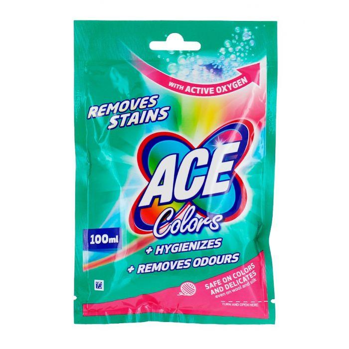Ace Detergent lichid scos pete 100 ml Color