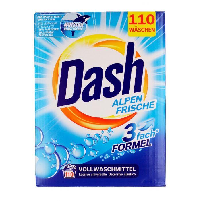Dash Detergent automat 7.15 kg 110 spalari Alpen Frische
