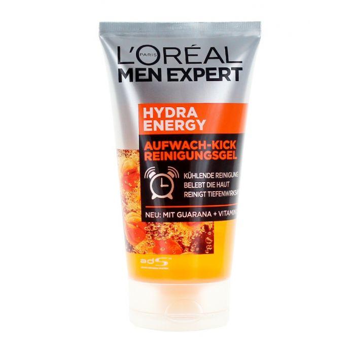 L'oreal Men Expert Gel de curatare fata barbati 150 ml Hydra Energy