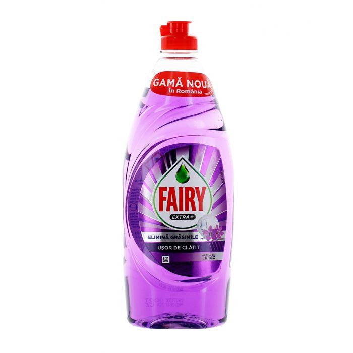 Fairy Detergent pentru vase 650 ml Liliac