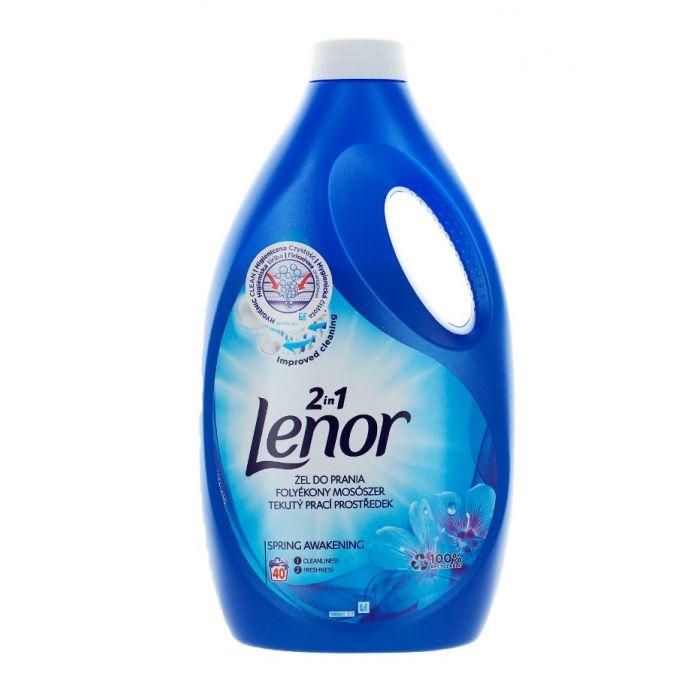 Lenor Detergent Lichid 2.2 L 40 spalari 2in1 Spring Awakening