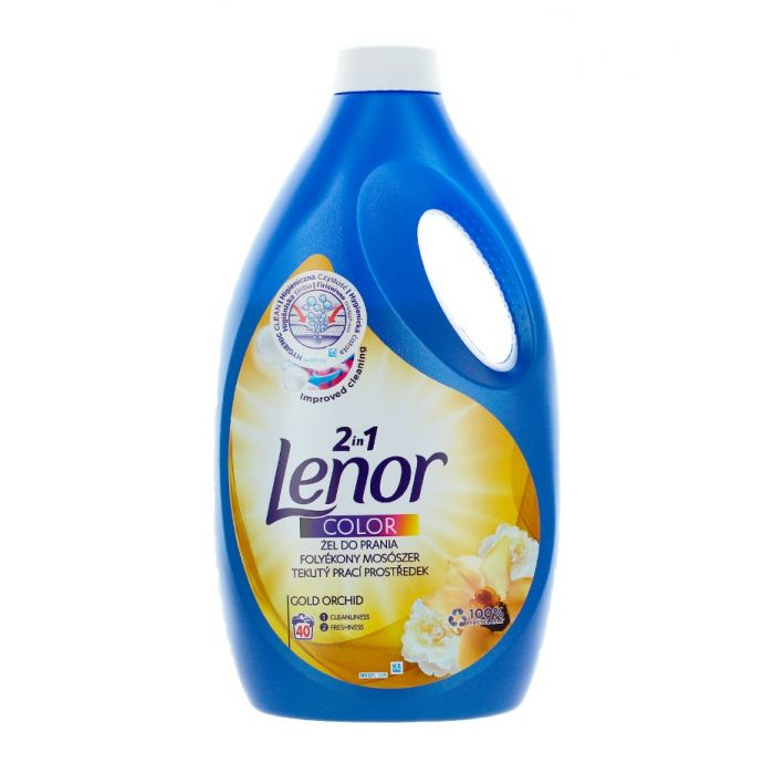 Lenor Detergent Lichid 2.2 L 40 spalari 2in1 Gold Orchid
