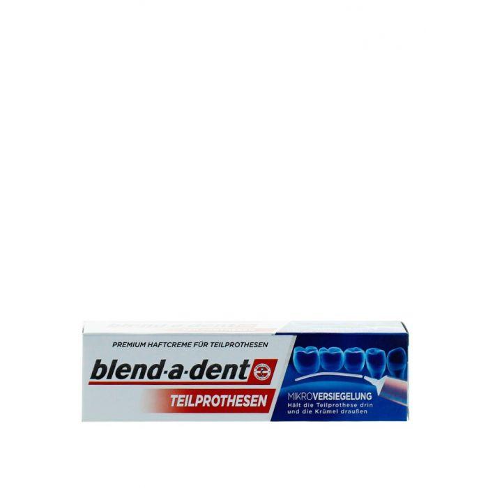 Blend-a-dent Adeziv lipit proteza 40 g Mikroversiegelung