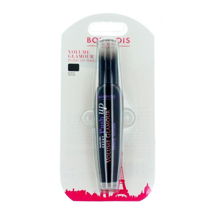 Bourjois Mascara 7 ml Volume Glamour Push Up Black Serum