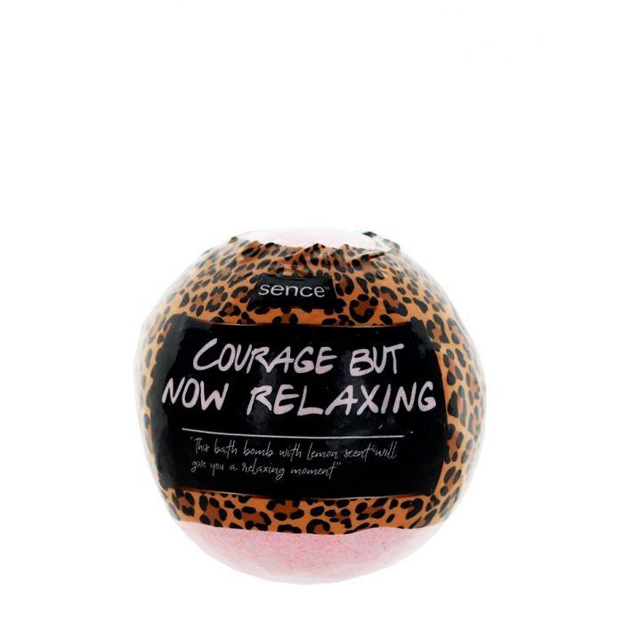 Sence Beauty Bomba de baie 120 g Relaxing