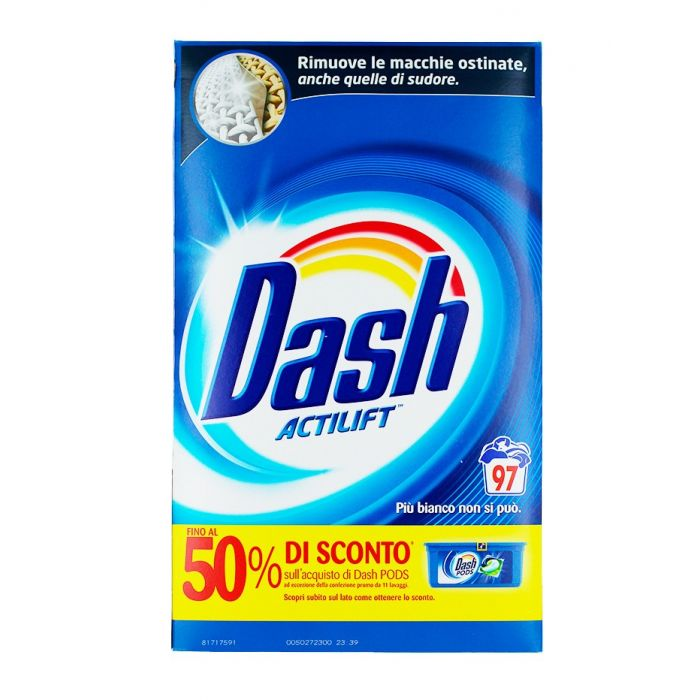 Dash Detergent automat 6.305 kg 97 spalari Actilift