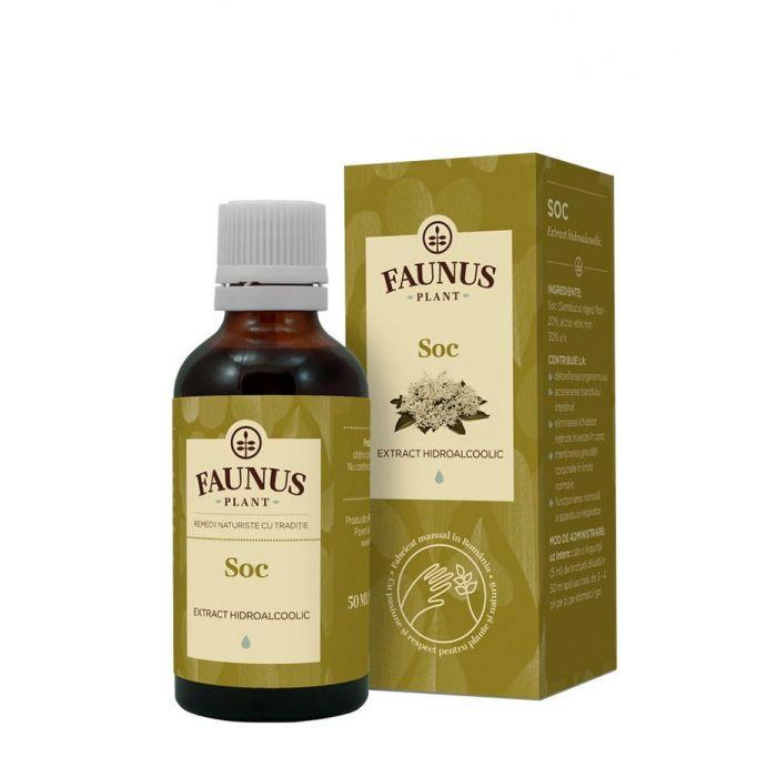 FAUNUS Tinctura Soc 50 ml