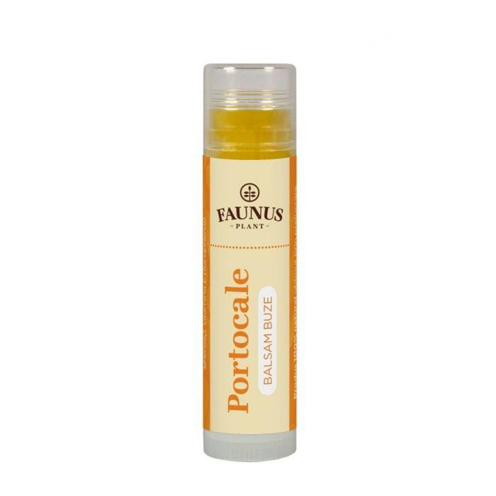 FAUNUS Balsam de buze 5 ml Portocale