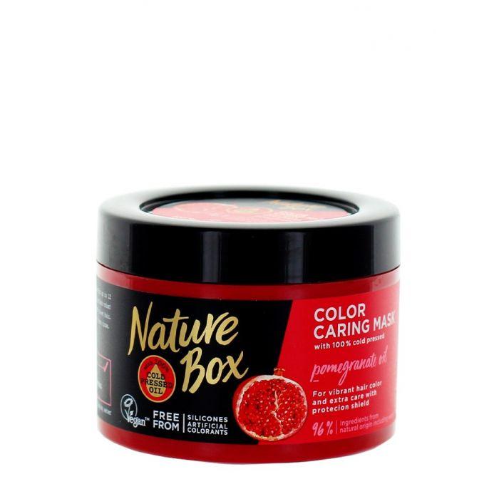 Nature Box Masca de par 200 ml Pomegranate Oil