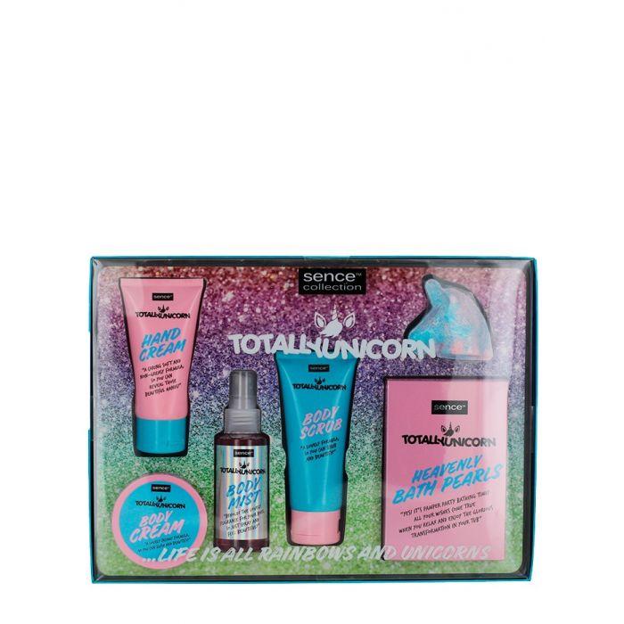 Sence Beauty Set cadou TotallyUnicorn 6 produse