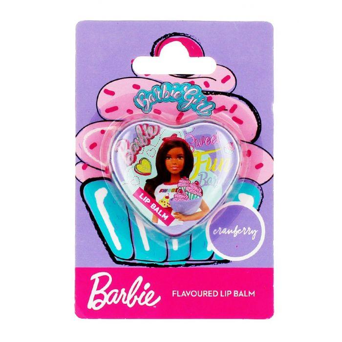 Barbie Balsam de buze 7.5 g Cranberry