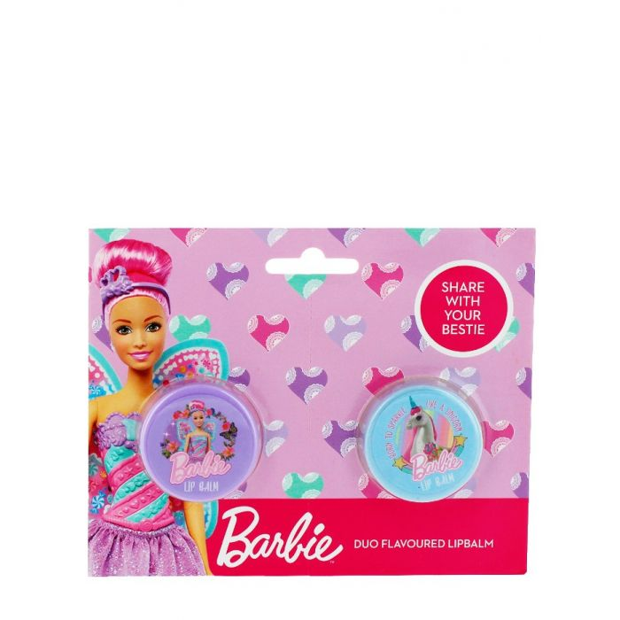 Barbie Balsam de buze 2X10 g