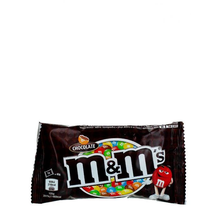 M&M's Bomboane de ciocolata 45 g