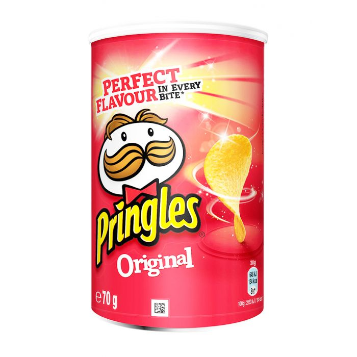 Pringles Chips 70 g Original