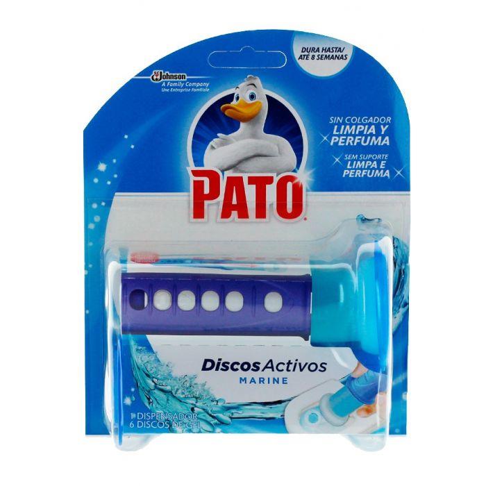 Pato(Duck) Aparat odorizant Wc Fresh Discs 36 ml Marine