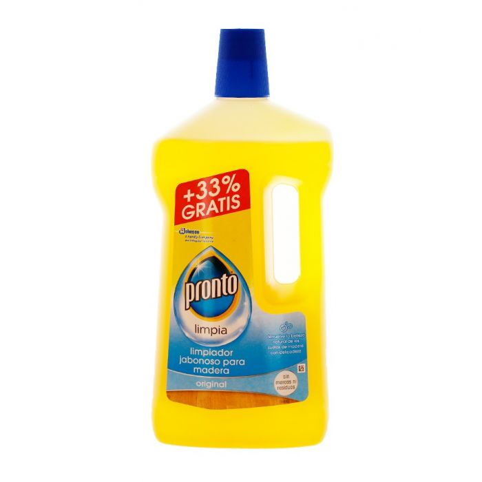 Pronto Detergenti pardoseli din lemn 1 L Original