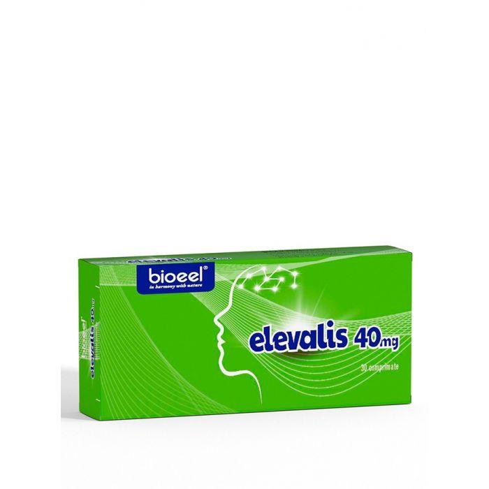 Bioeel Elevalis (40 mg)-sustine memoria si concentrarea 30 comprimate