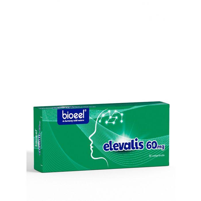 Bioeel Elevalis (60 mg)-sustine memoria si concentrarea 30 comprimate