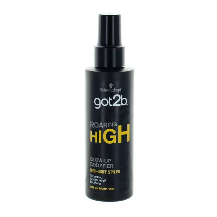 Got2B Spray modelator pentru par cu volum 150 ml Roaring High