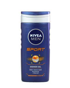 Nivea Gel de dus 250 ml Men Sport