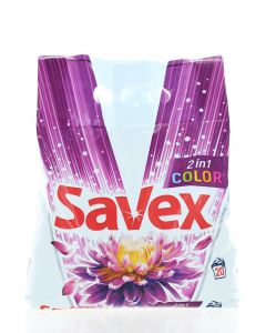 Savex Detergent automat 2 kg 20 spalari 2in1 Color