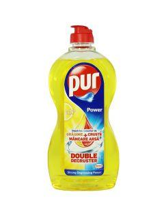 Pur detergent pentru vase 450ml Lemon