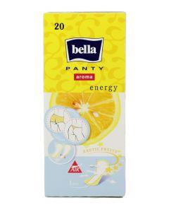 Bella Absorbante subtiri zilnice 20 buc Energy