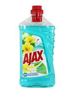 Ajax Detergent Pardoseli 1L Lagoon Flowers