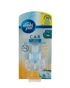Ambi Pur Rezerva Odorizant auto 7 ml Anti Tobacco