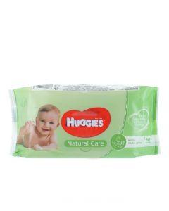 Huggies Servetele umede 56 buc Natural Care